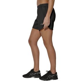 asics 5,5In - Short running Femme - noir